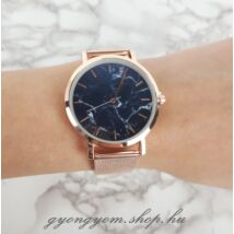 Milla rozé arany színű óra