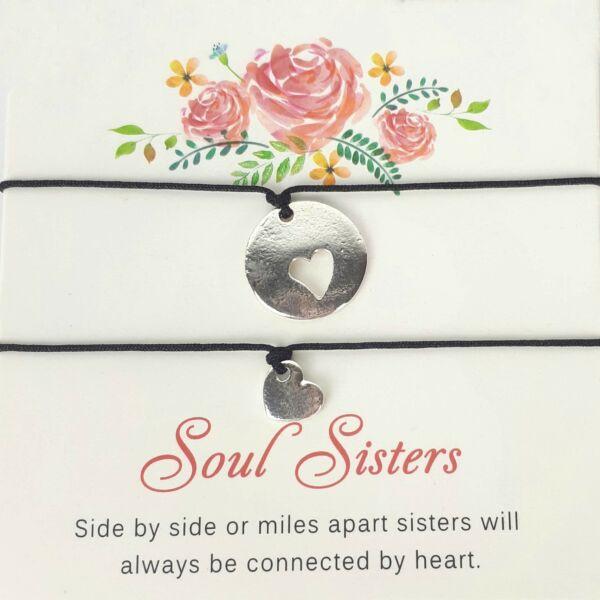 Soul Sister baratság katkötő szett