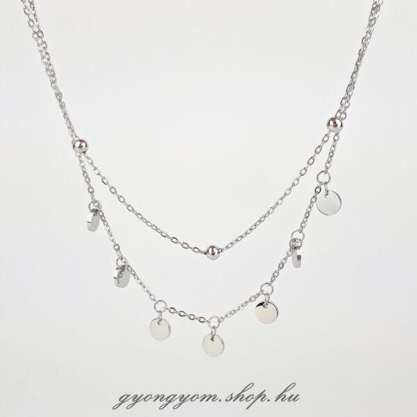 Amabel ezüst nyaklánc