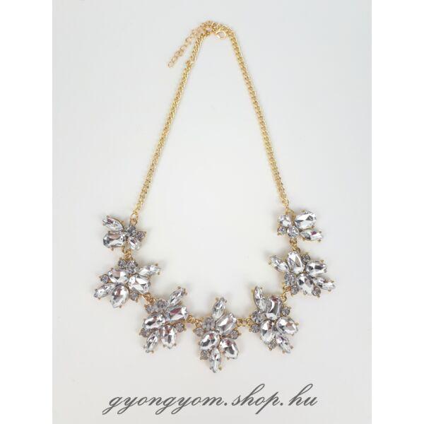 Kisa ezüst nyaklánc